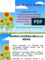Psicologia Escolar - Texto II