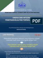 National Marine Database of Indonesia