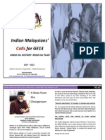 Indian Msian Calls for GE Public Ver 2