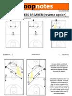 HoopNotes - 28 Sep 12 - Triangle Press Breaker (Reverse Option)