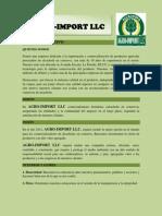 Empresa Importadora Agro Mport s.A