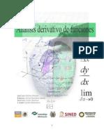 Analisis Derivativo de Funciones