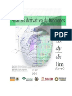 Analisis Derivativo de Funciones