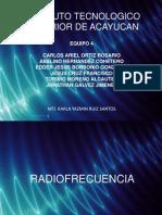 RADIOFRECUENCIA_