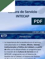 Cultura de Servicio Intecap