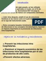 Antiseptico y desinfectante