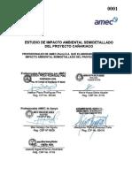 Minera Cañariaco Copper Peru - Proyecto Cañariaco - Resumen Ejecutivo (Español)