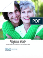 Catalogo Equipo de Excision Por Vacio Para Biopsia Mamaria Suros