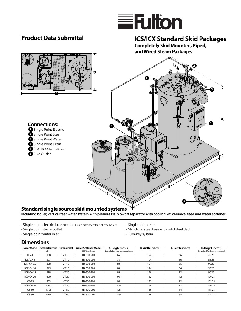 Contemporary Steam Boiler Piping Schematic Model - Wiring Diagram ...