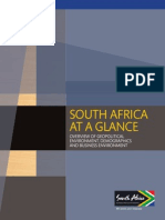 6 South Africa at a Glance