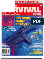 American Survival Guide August 1990 Volume 12 Number 8