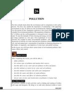 CH 26 Pollution
