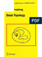 Basic Topology Armstrong