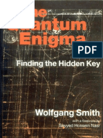 Wolfgang Smith - The Quantum Enigma