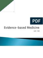 Evidence Based Medicine.Part 1