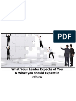 What Your Leader Expects of You and What You Should Expect in Return_DLB