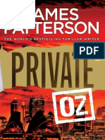 October Free Chapter - Private Oz by James Patterson