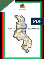 Malawi Economic Recovery Plan
