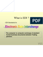 Concepts of EDI