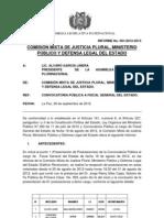 Informe Oficial Comision Mixta Fiscal General
