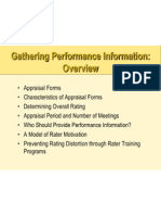 6 Gathering Performance Information