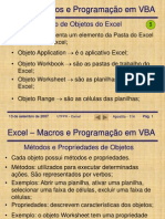 Macro e Excel