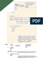 1987-11 Telegramm der AGM zur Razzia in der Umwelt-Bibliothek Berlin