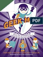 Supereasy, Supercheap, Superhero Costume From Geek Mom