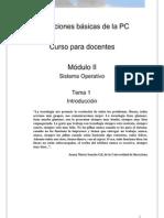 Mod II Sistema Operativo - Windows