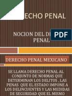 Expocicion de Derecho Penal