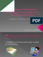 estrategiaspedaggicasparautilizartecnologaenlaprctica-090721132214-phpapp01