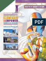 LC2012 Advance Program