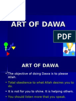 Art of Dawa To Islam