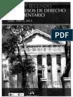 CDG - Parlamento del Futuro. Amenazas, rupturas, continuidades  (PERU, Septiembre 2012)