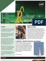 Rocket Report 2nd Qt 2011
