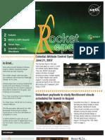 Rocket Report 2nd Quarter 2007