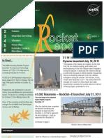 Rocket Report 3rd Qt 2011