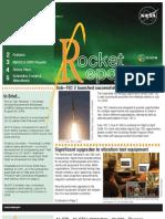 Rocket Report 3rd Quarter 2008