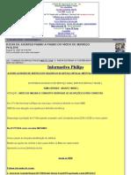 PHILIPS DICAS DE AJUSTES PASSO A PASSO DO MODO DE SERVIÇO_2