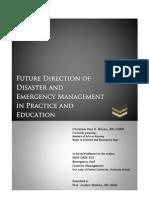MAN DEM 202 Assignment - Future