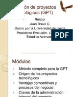 Gestión de Proyectos Tecnológicos JBC