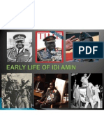 Early Life of Idi Amin