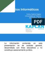 KAPLAN Abogados -- Contratos de tecnología - UP 28052010