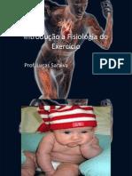 Introdução a Fisiologia do Exercício