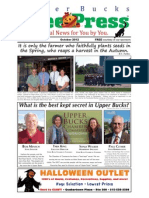 Upper Bucks Free Press • October 2012