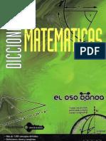 Diccionario de Matematicas by Dijeja