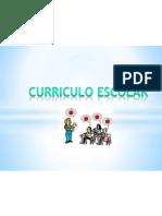 CURRICULO ESCOLAR