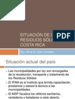 Situación de los Residuos Sólidos en Costa Rica - copia