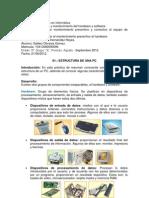 01.- Estructura de Una Pc