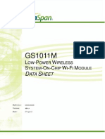 Gs1011m Datasheet Rev 1 4